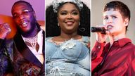 Burna Boy, Lizzo, Christine and the Queens