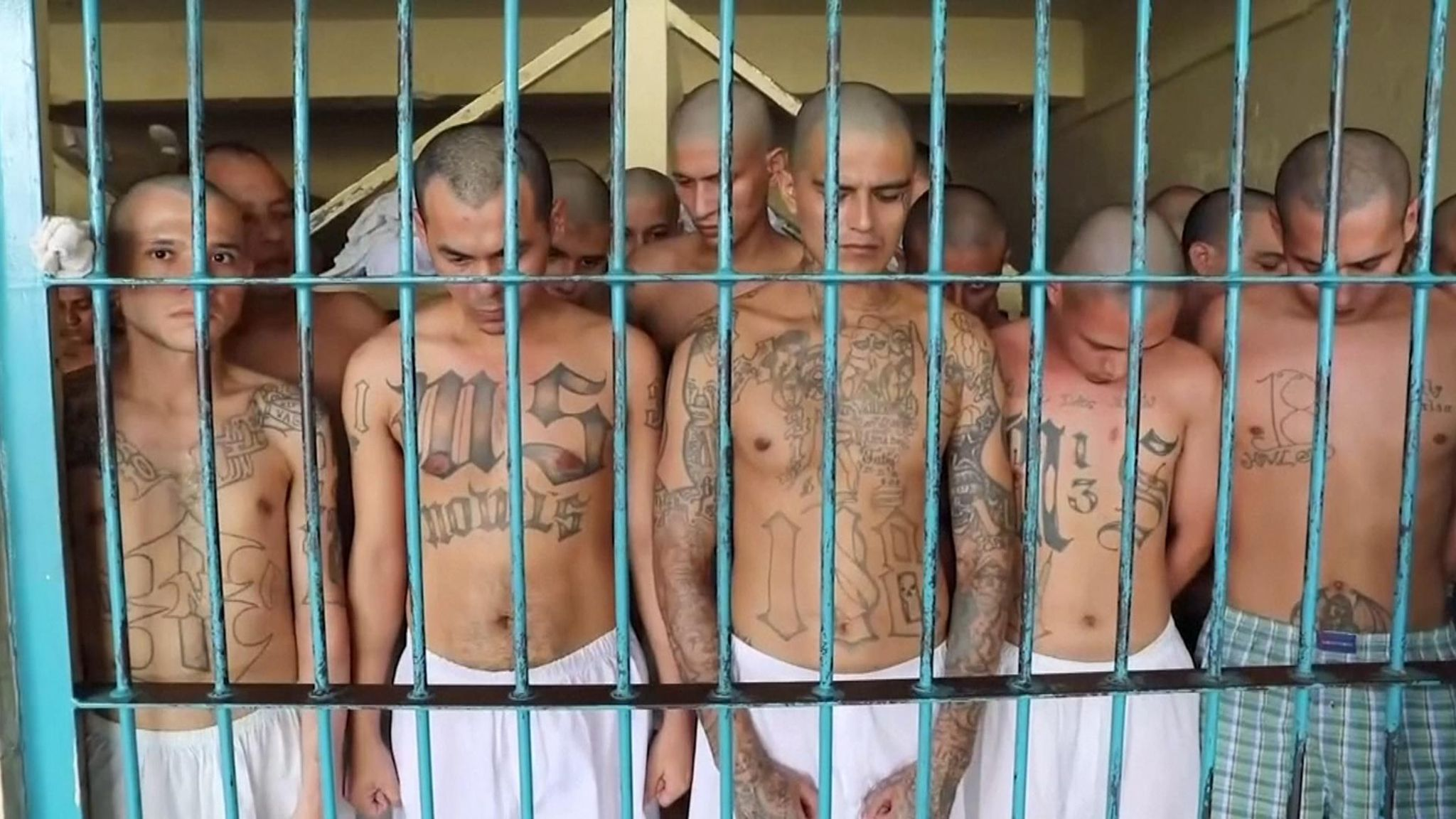 El Salvador authorises 'lethal force' in gang crime crackdown after dozens  of murders | World News | Sky News