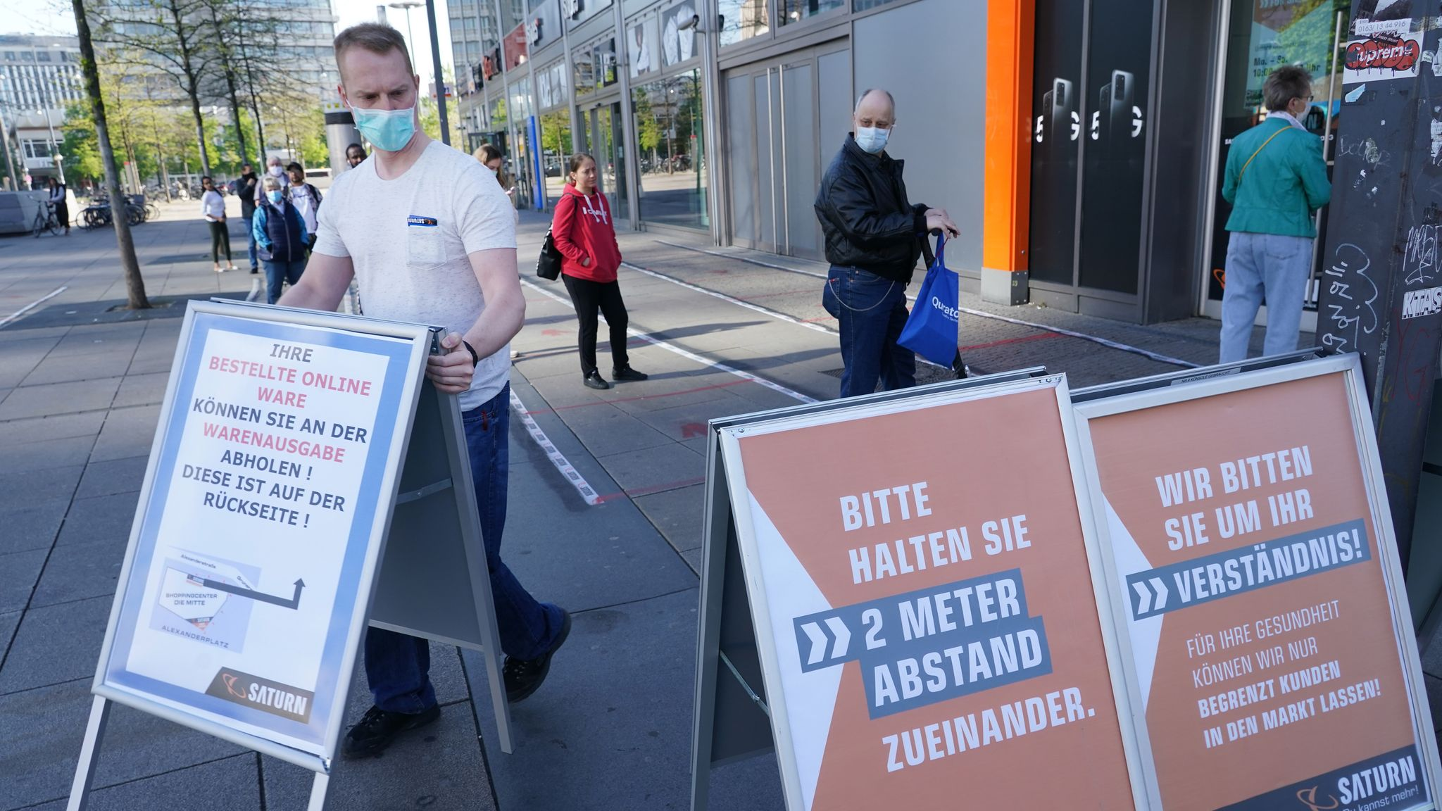 Coronavirus Germany's rate of COVID 20 infections grows after ...