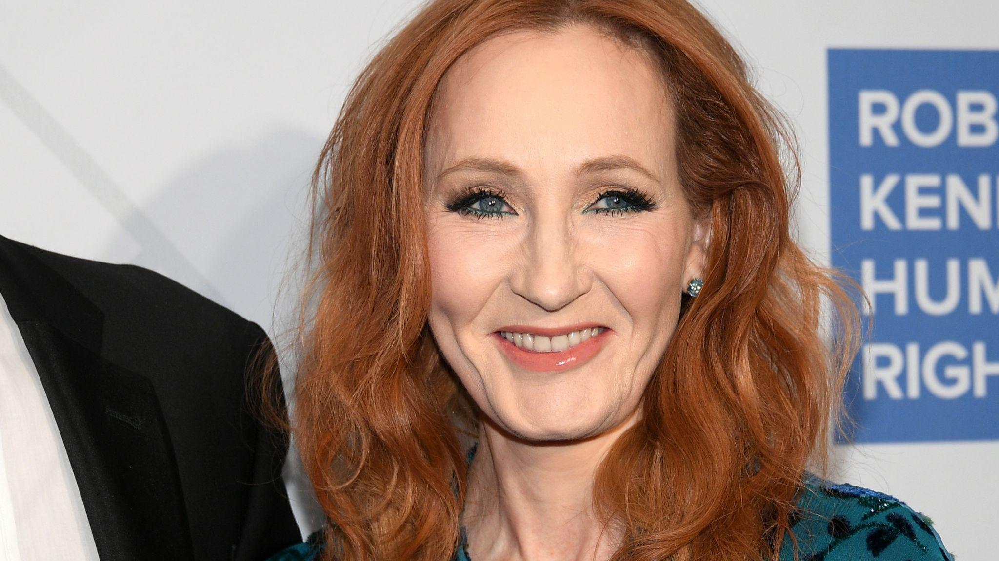 J. K. Rowling Transfobia Harry Potter