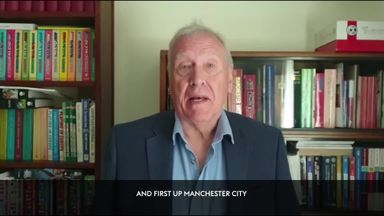 Tyler's Man City Teaser: 5th April