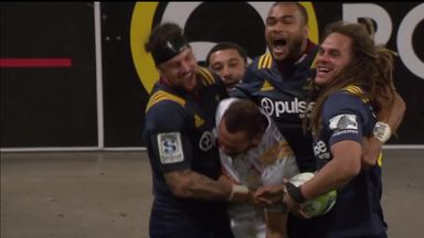 Rugby Union's best celebrations
