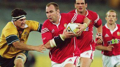 Australia v Lions 2001 2nd Test