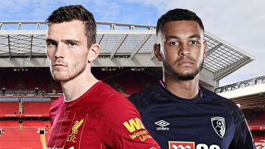 Liverpool v Bournemouth