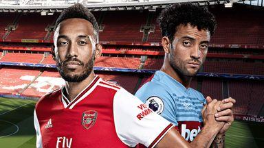 Arsenal v West Ham