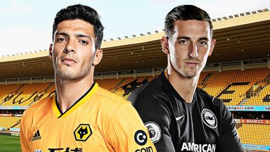 Wolves v Brighton
