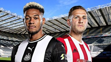 Newcastle v Sheffield Utd
