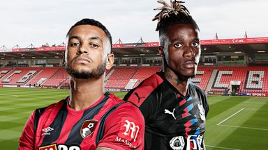 Bournemouth v Crystal Palace