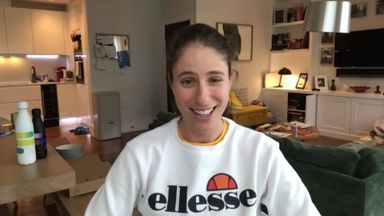 Check in with Konta