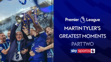 Martin Tyler's Greatest PL Moments: Part 2