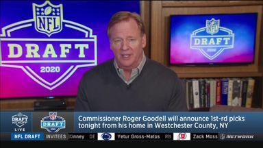 Goodell: Most memorable Draft