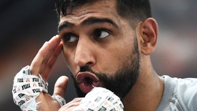 Khan targets Pacquiao fight