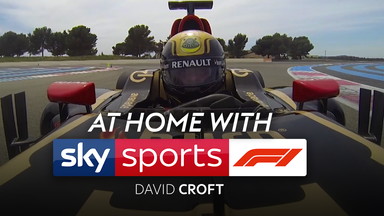 At Home with Sky F1: David Croft