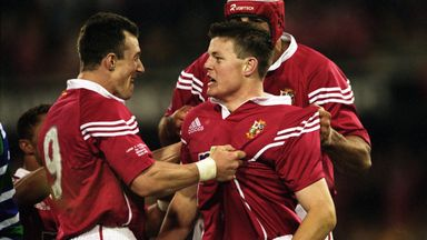 Greatest ever British & Irish Lions Test tries
