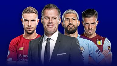 Who makes Carra's team of the season?