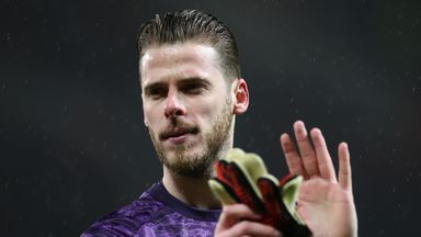 'It's time for De Gea to move on'