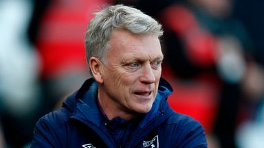 Moyes: Friendlies crucial for PL restart