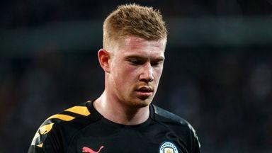 Could De Bruyne leave Man City?