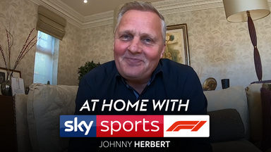 At Home with Sky F1: Johnny Herbert