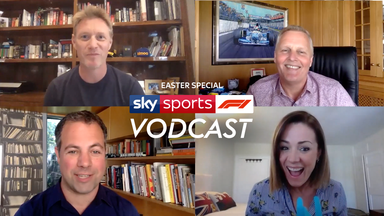 Sky F1 Vodcast: Easter Special