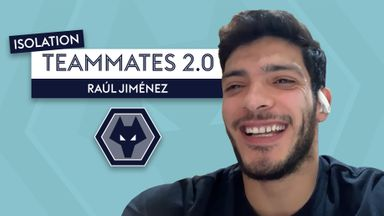 Isolation Teammates - Raul Jimenez
