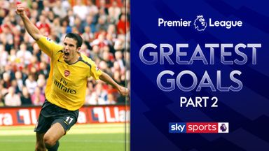 PL Greatest Goals: Part 2