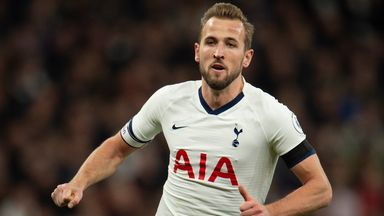 Kane: Fitness wise, I'm as good as I can be