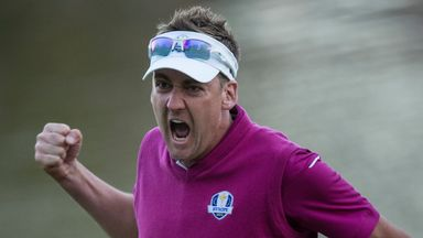 Poulter backs Ryder Cup without fans