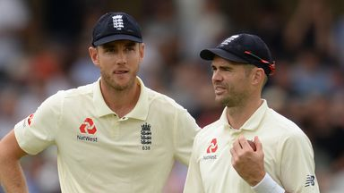 Hussain: Broad, Anderson should start series