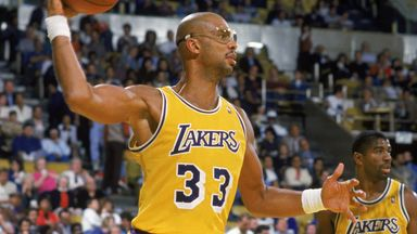 NBA Retro: Kareem becomes leading playoff scorer