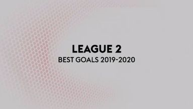 League Two: Best goals of the season so far
