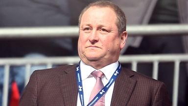 Ashley trying to resurrect Saudi-led Newcastle takeover