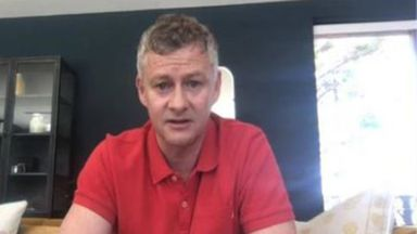 Ole: Unfair to call out 'easy target' footballers