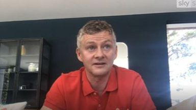Ole confident Man Utd will strike in transfer market