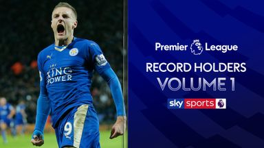 Premier League Record Holders: Vol one
