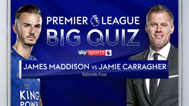 PL Big Quiz: Maddison vs Carra
