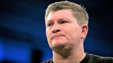 Hatton: Training became my comfort blanket
