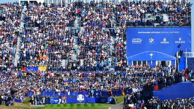 Would the Ryder Cup work without fans?