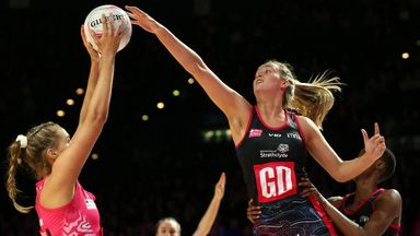 'Netball must be bigger and bolder'