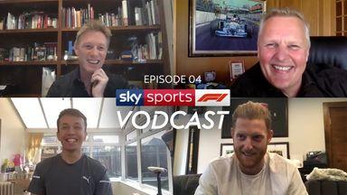 Sky F1 Vodcast: Stokes, Albon special