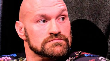 Fury: I've won every belt, I've completed boxing