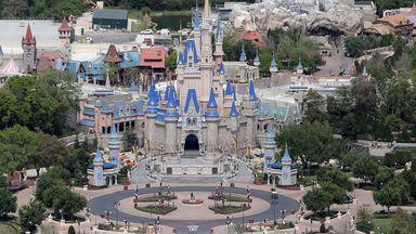 Orlando, Vegas 'make most sense' for restart