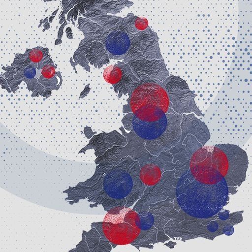 Coronavirus UK tracker: How many cases are in your area