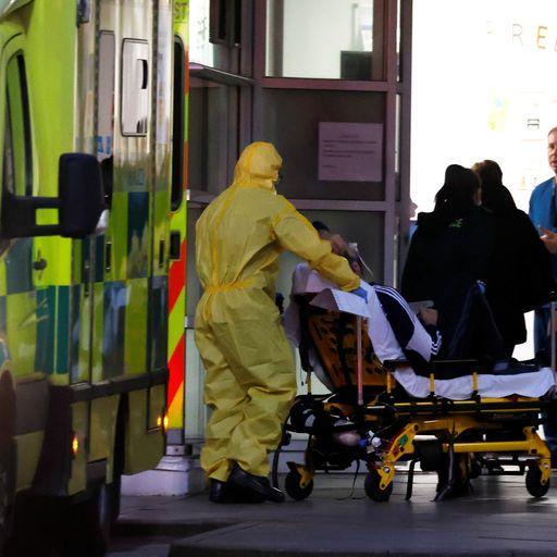 Coronavirus: 684 more COVID-19 deaths in UK