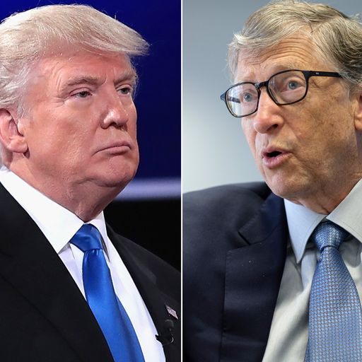 Bill Gates condemns Donald Trump for stopping US payments to World Health Organisation