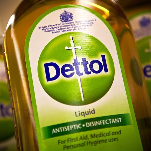 Dettol maker says disinfectant should not be ingested 'under any circumstances'