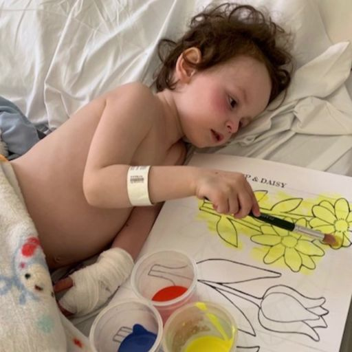My son had rare disease possibly linked to coronavirus - it was a nightmare