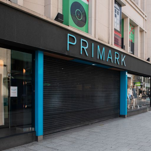 Primark refuses £30m government furlough bonus