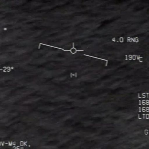 Pentagon releases footage to confirm 'unidentified aerial phenomena'