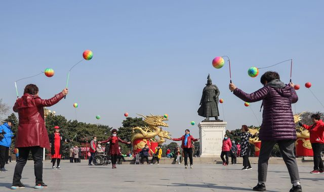 Coronavirus: China reports no new COVID-19 deaths for first time during outbreak